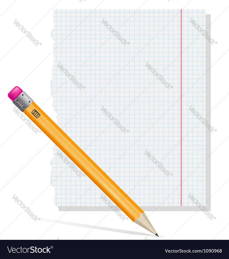 Pencil 02 vector | Price: 1 Credit (USD $1)