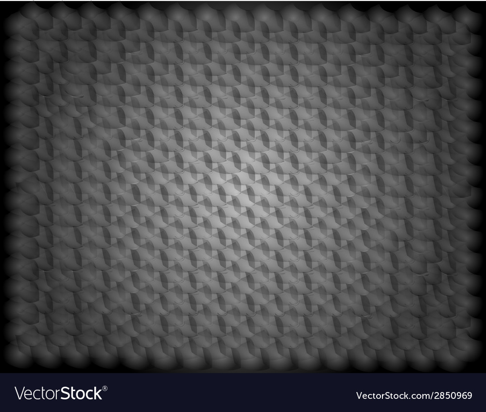 Black and white seamless pattern abstract backgrou vector