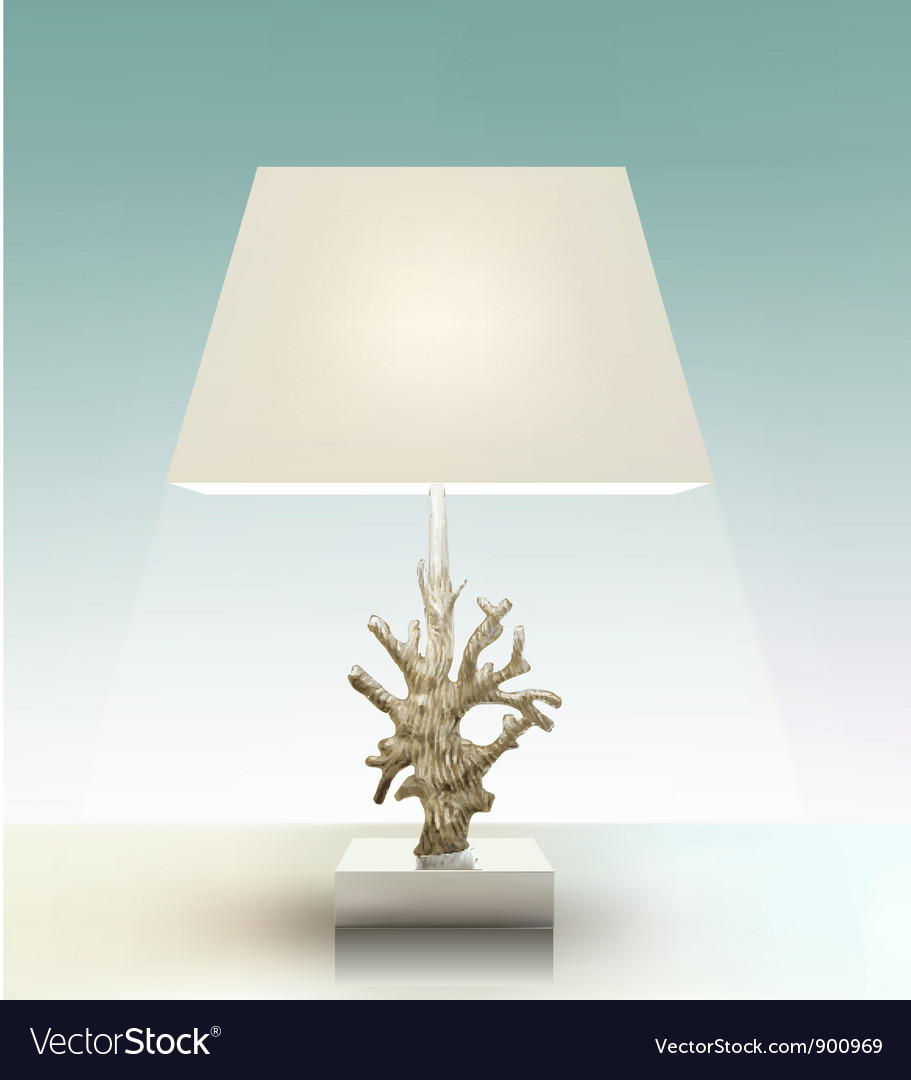 The lamp vector | Price: 1 Credit (USD $1)