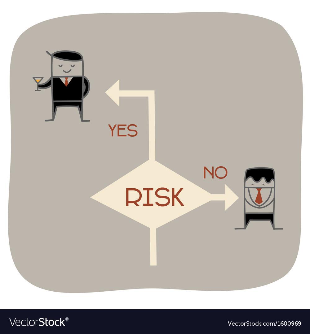 Take a risk vector | Price: 1 Credit (USD $1)