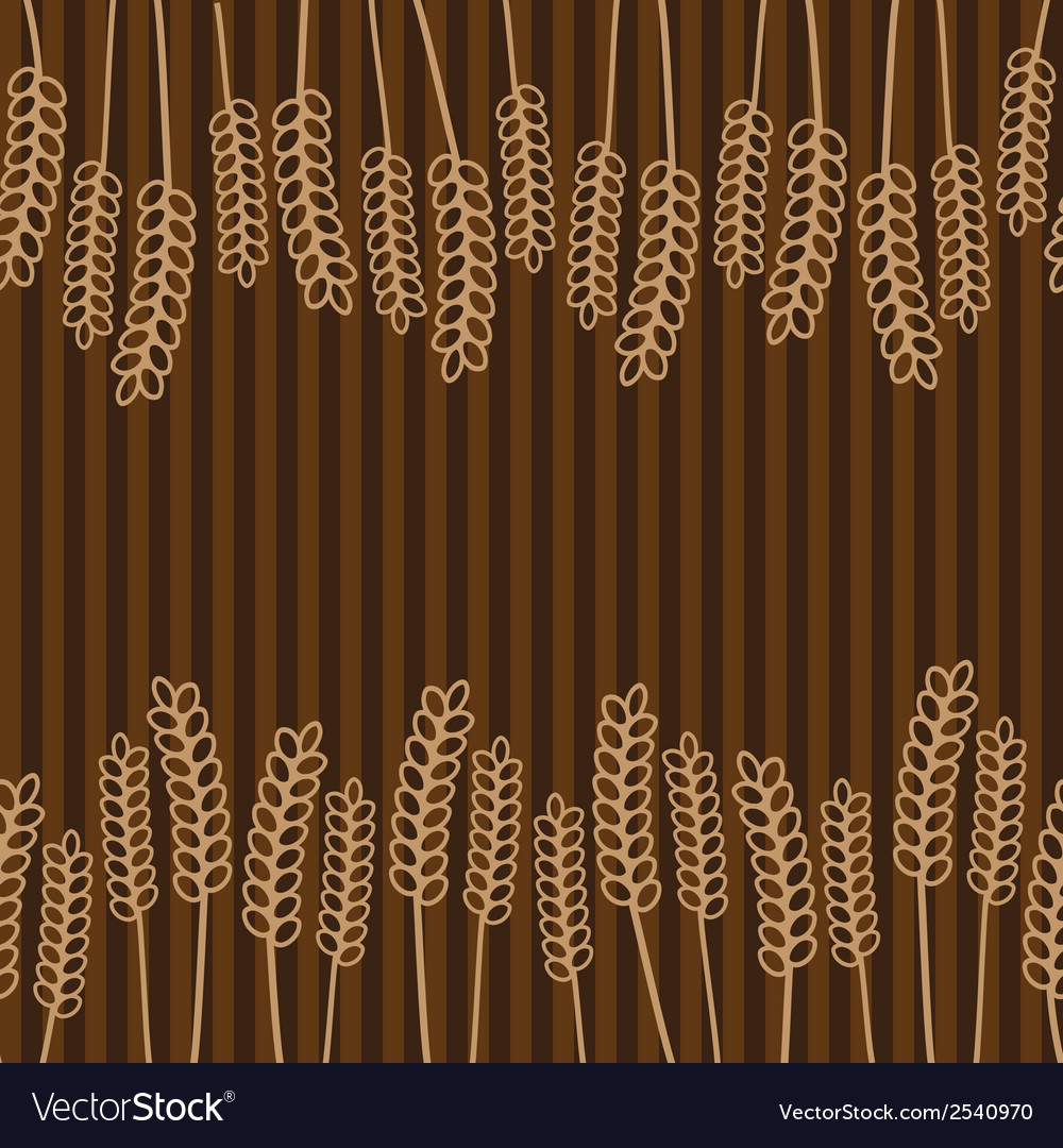 Grain brown pattern eps10 vector | Price: 1 Credit (USD $1)