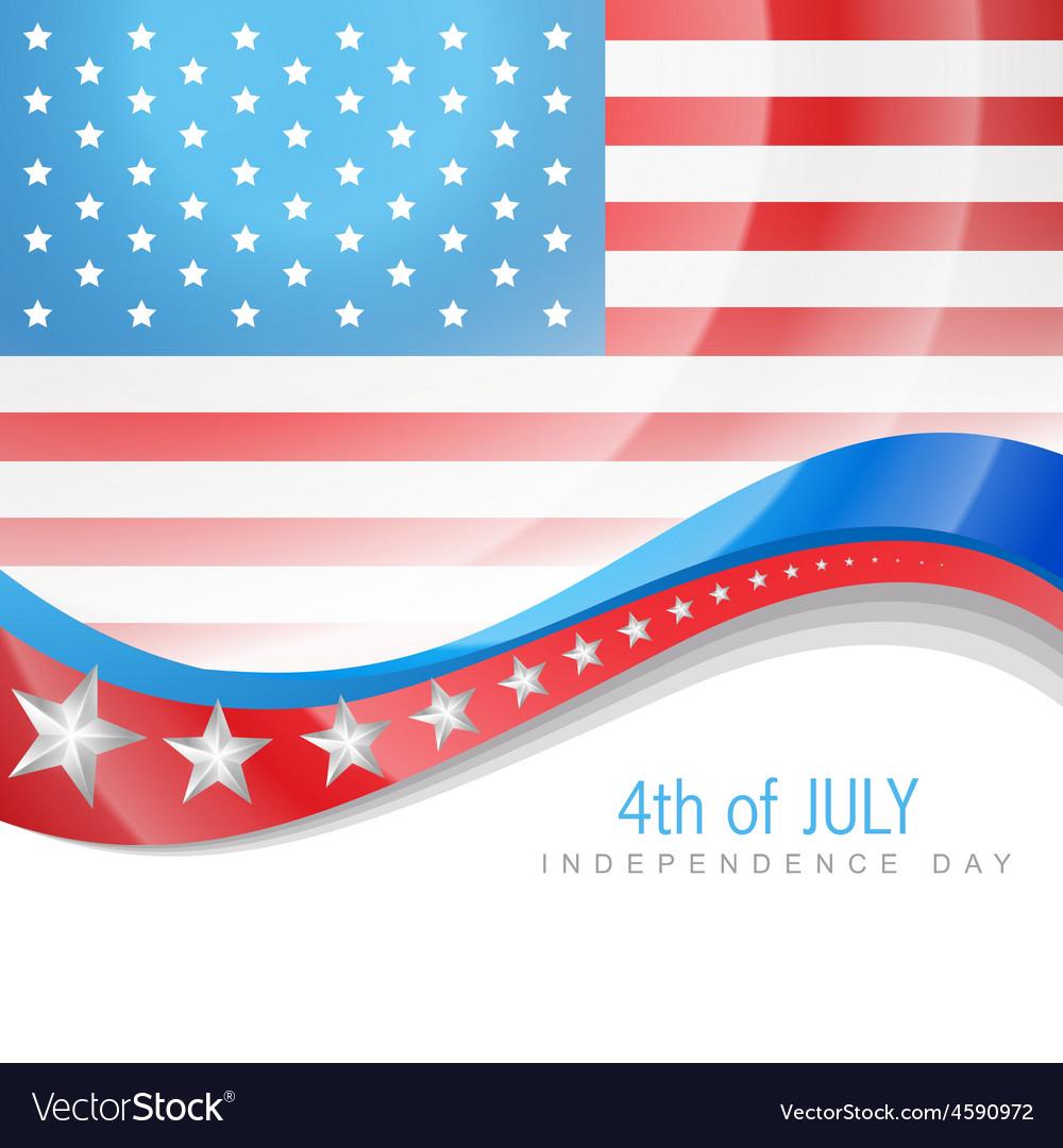 July 4th america vector | Price: 1 Credit (USD $1)