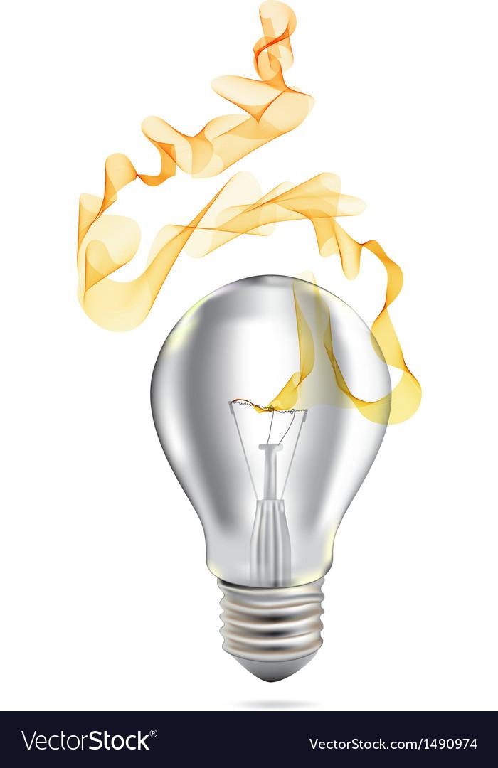 Bulb vector   Price: 1 Credit (USD $1)