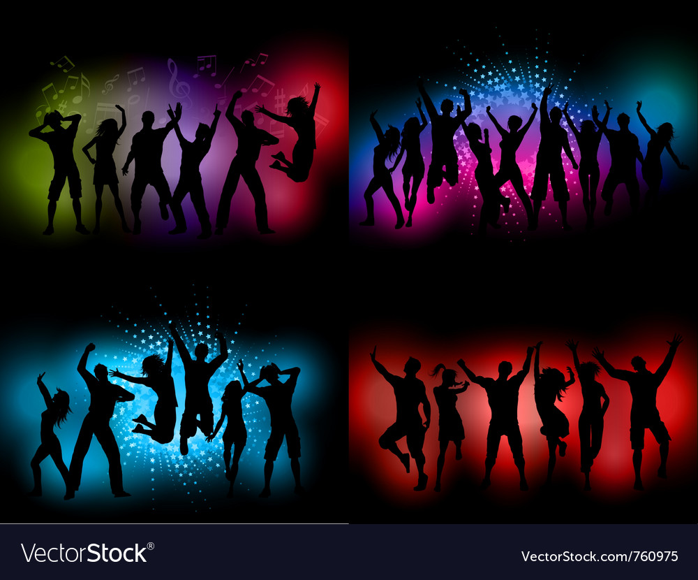 Party themed backgrounds vector | Price: 1 Credit (USD $1)