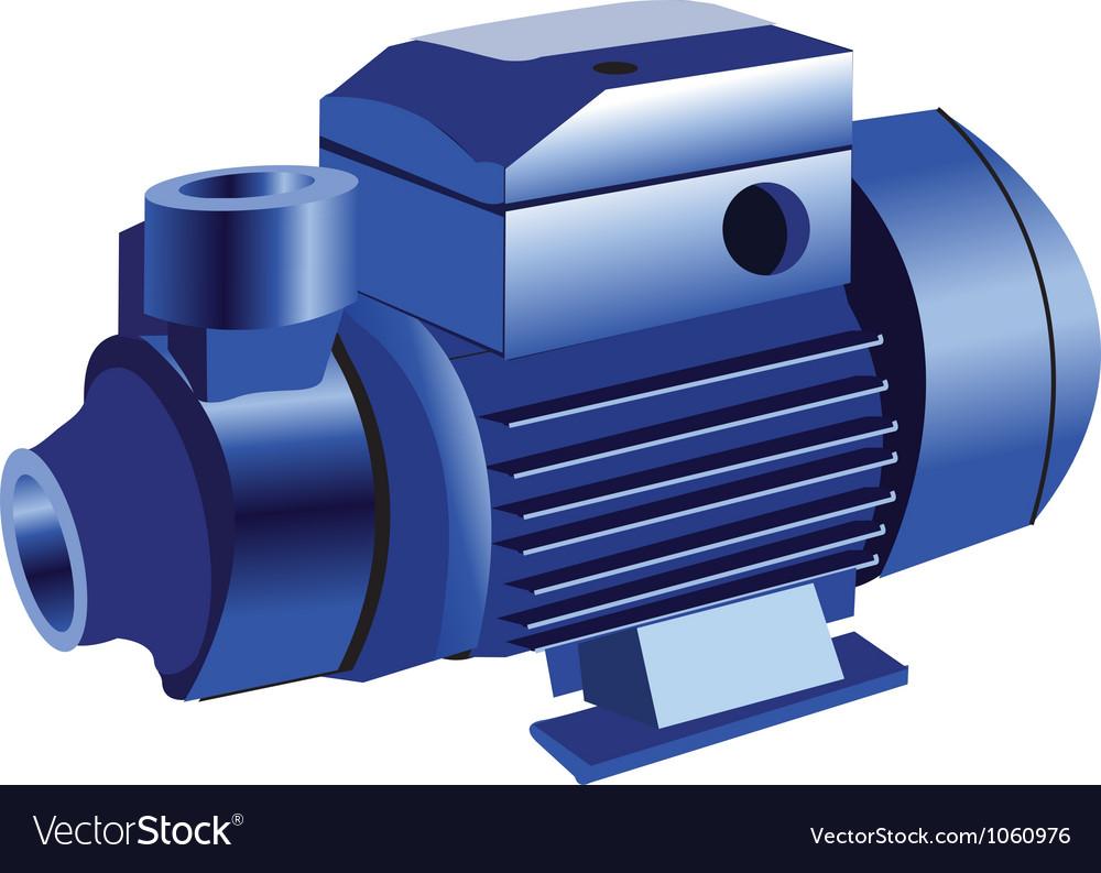 Water pump vector   Price: 1 Credit (USD $1)