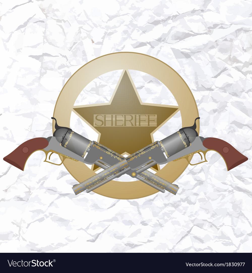 Sherif-1 vector | Price: 1 Credit (USD $1)