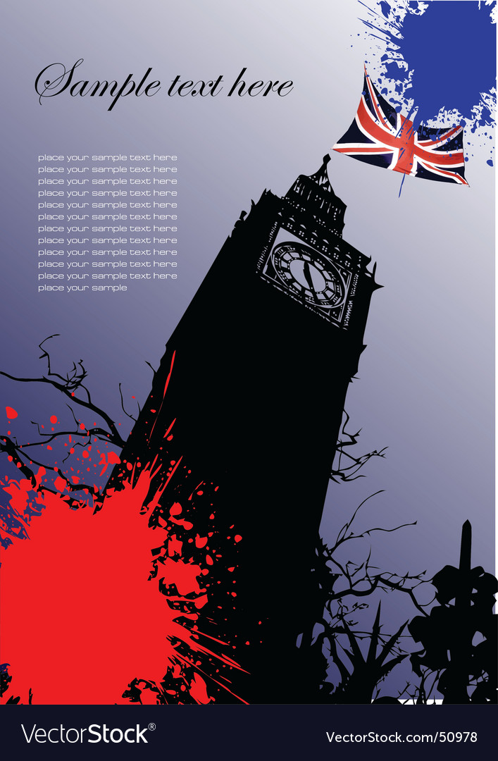 England image vector | Price: 1 Credit (USD $1)