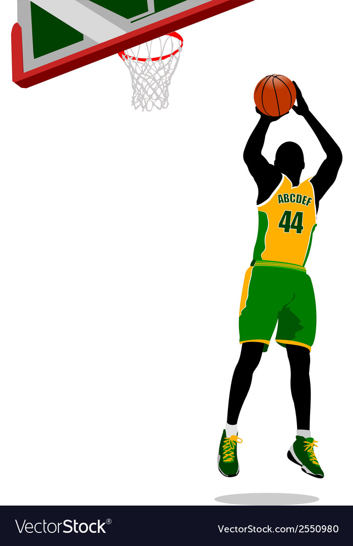 Al 0815 basketball 03 vector | Price: 1 Credit (USD $1)