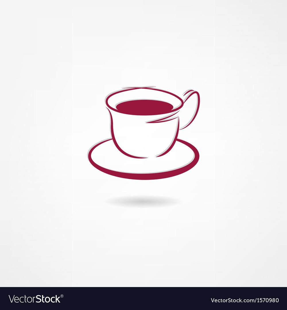 Cup icon vector | Price: 1 Credit (USD $1)