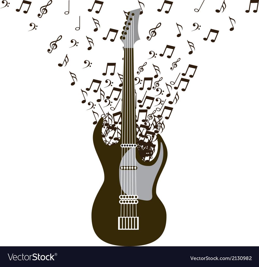 Guitar vector   Price: 1 Credit (USD $1)