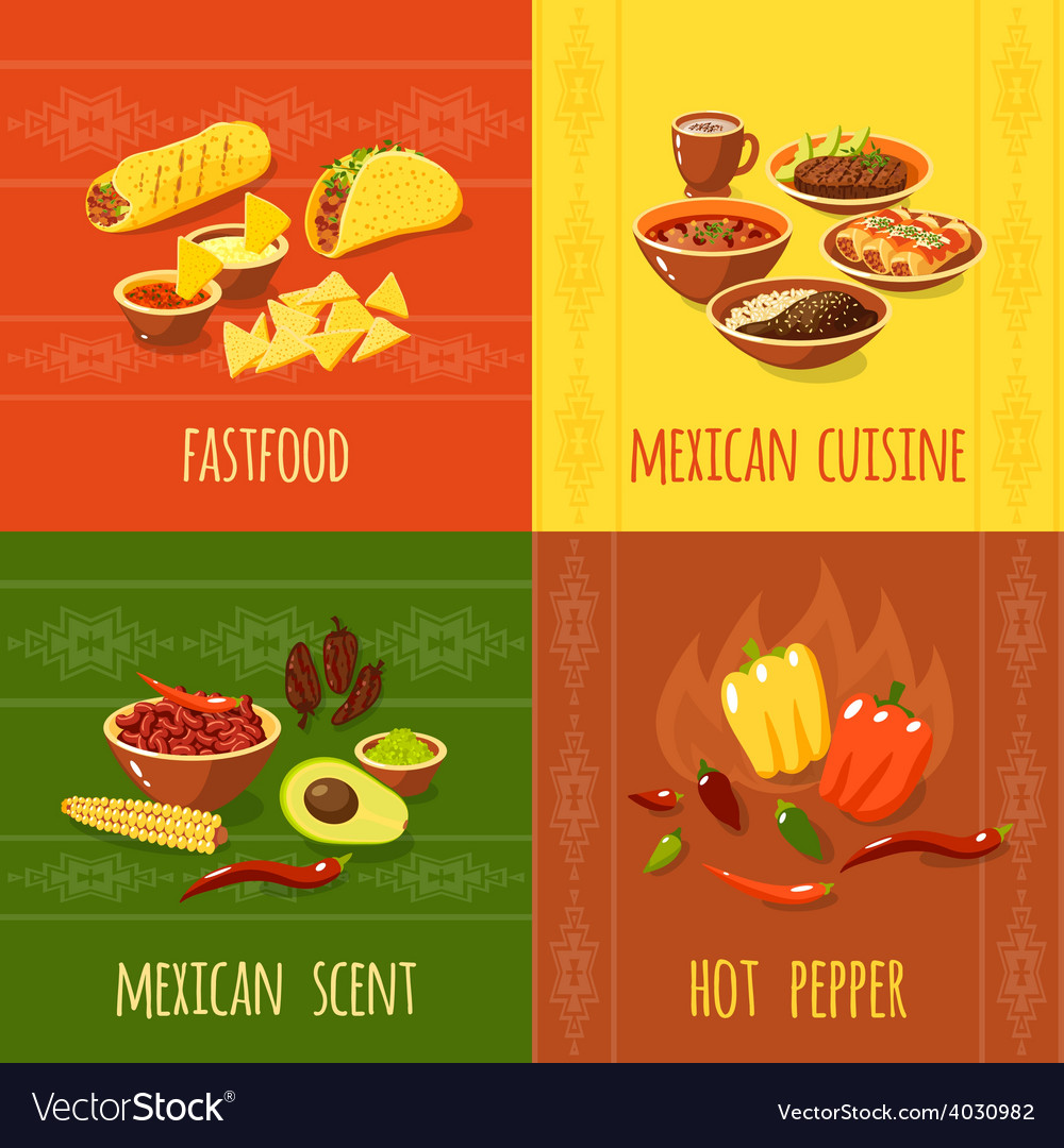 Mexican design concept vector | Price: 1 Credit (USD $1)