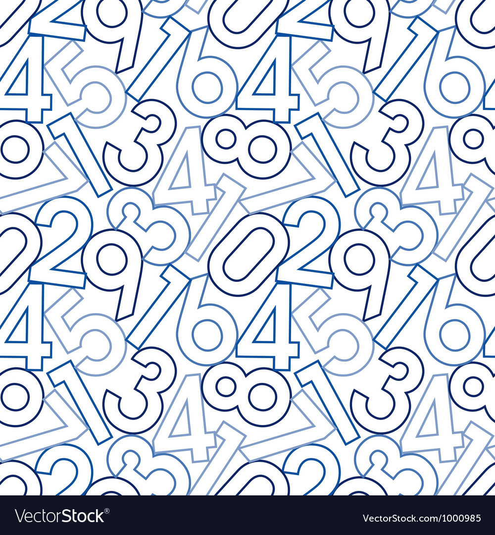 Seamless digital pattern vector | Price: 1 Credit (USD $1)