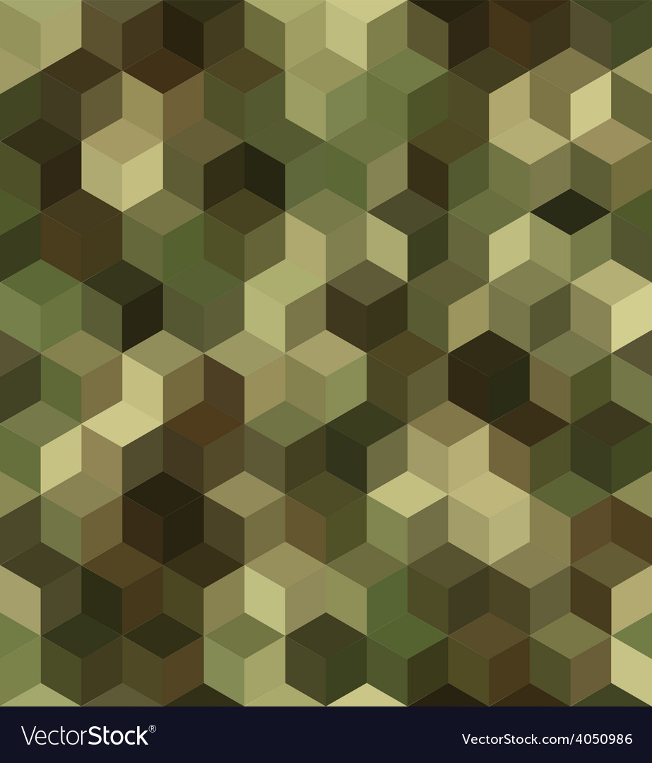 Abstract military camouflage background vector   Price: 1 Credit (USD $1)