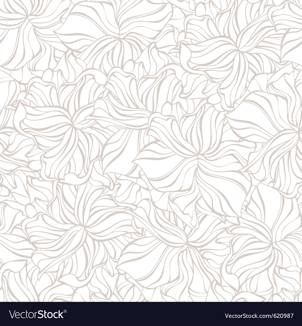 Abstract decorative seamless vector | Price: 1 Credit (USD $1)
