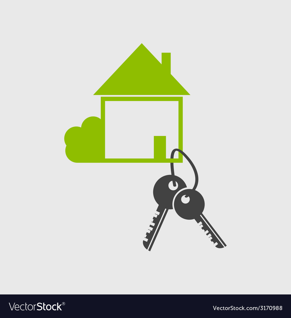 Real estate logo designsymbol vector | Price: 1 Credit (USD $1)