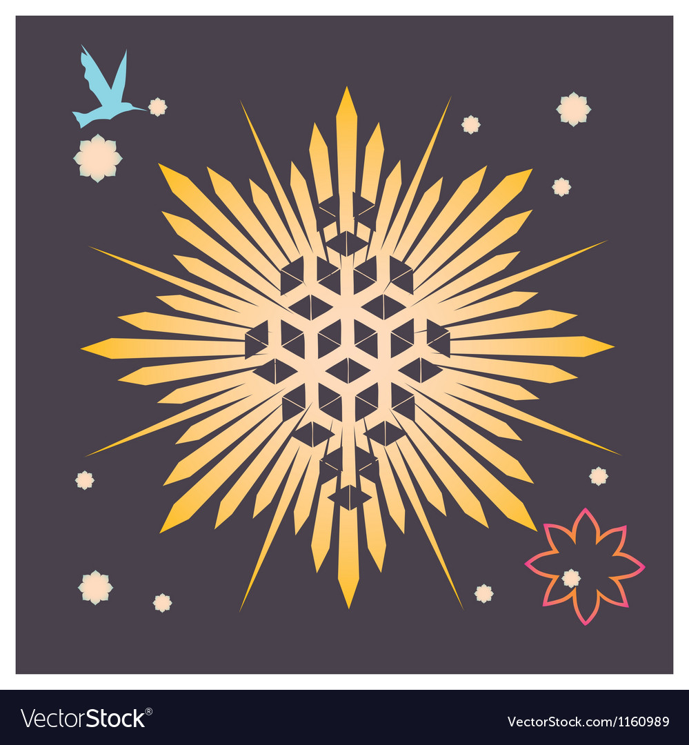 Space variety of seed forms print vector | Price: 1 Credit (USD $1)