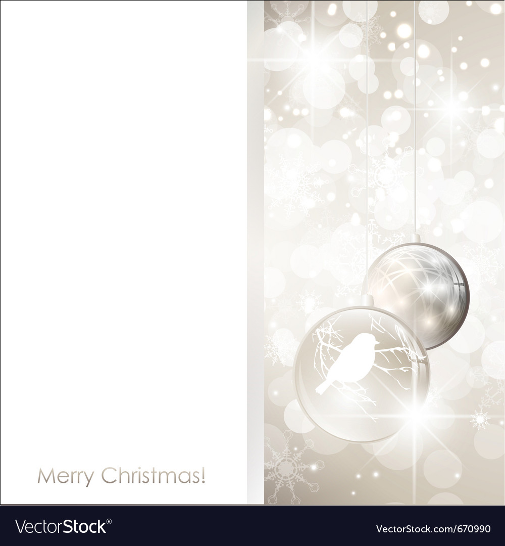 Christmas holiday frame vector | Price: 1 Credit (USD $1)