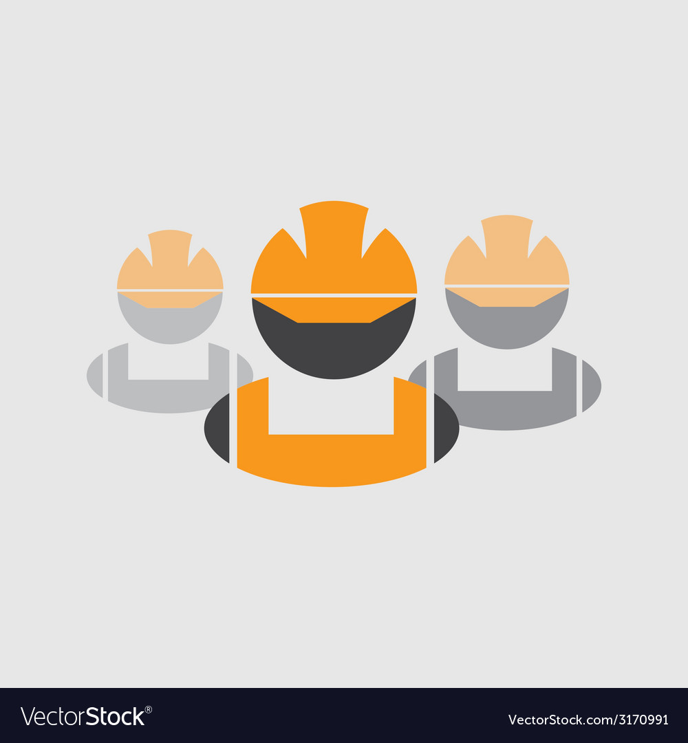 Construction worker vector   Price: 1 Credit (USD $1)