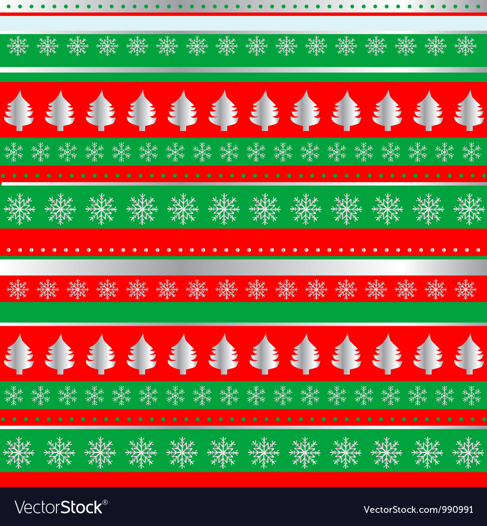 Wrapping christmas paper vector | Price: 1 Credit (USD $1)