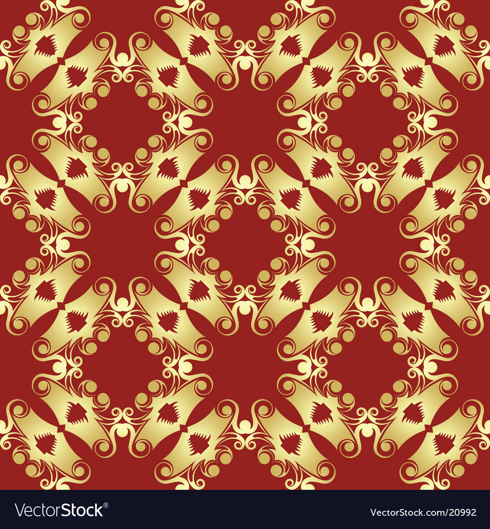 Abstract pagoda pattern vector | Price: 1 Credit (USD $1)