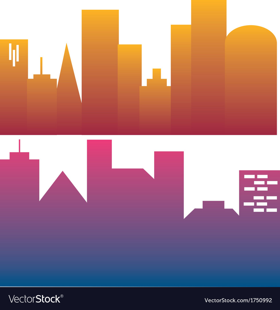 City skylines vector | Price: 1 Credit (USD $1)