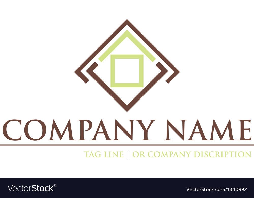 Puzzle block logo vector | Price: 1 Credit (USD $1)