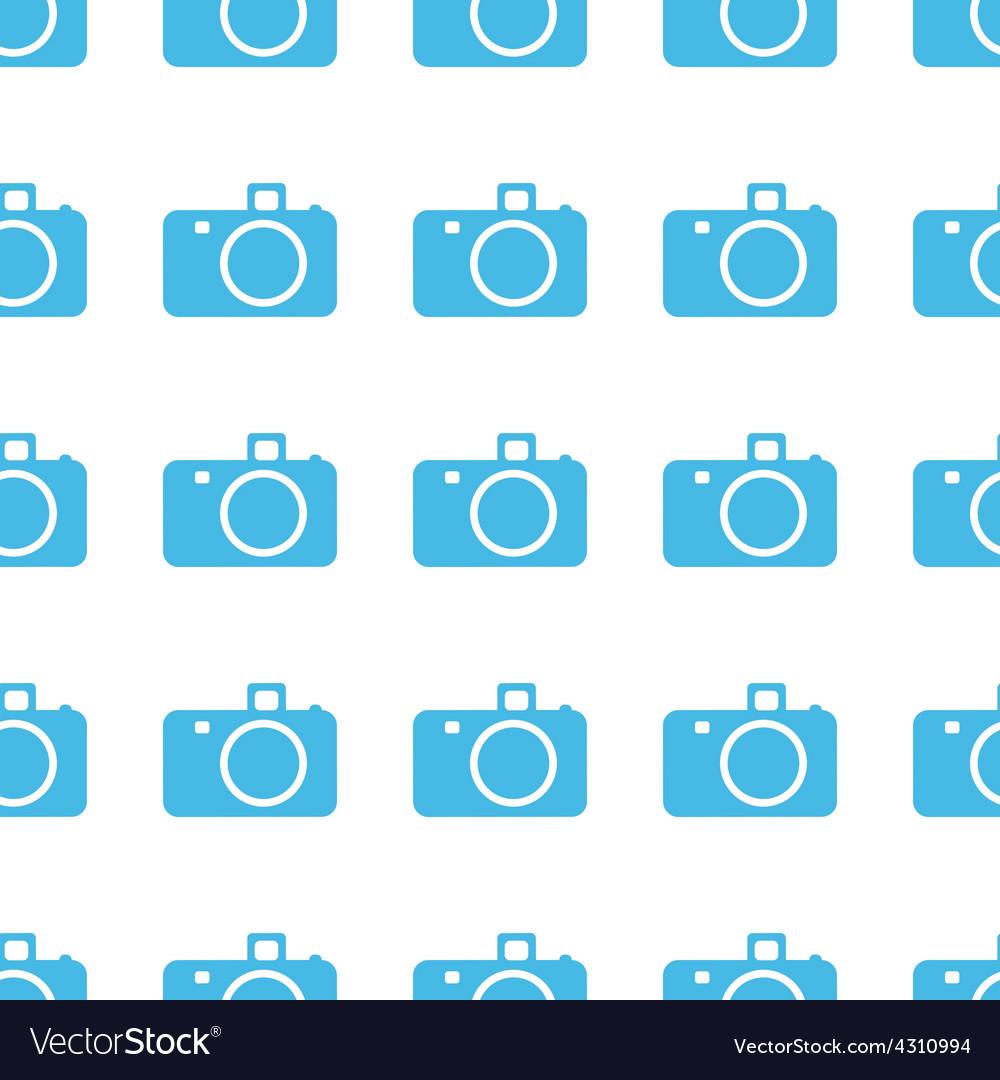 Unique camera seamless pattern vector   Price: 1 Credit (USD $1)