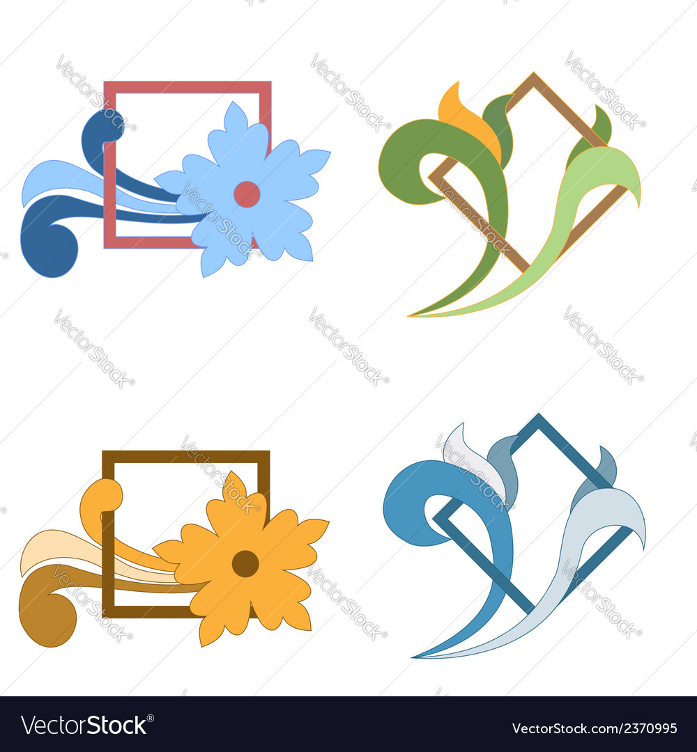 Element ornament pattern vector | Price: 1 Credit (USD $1)