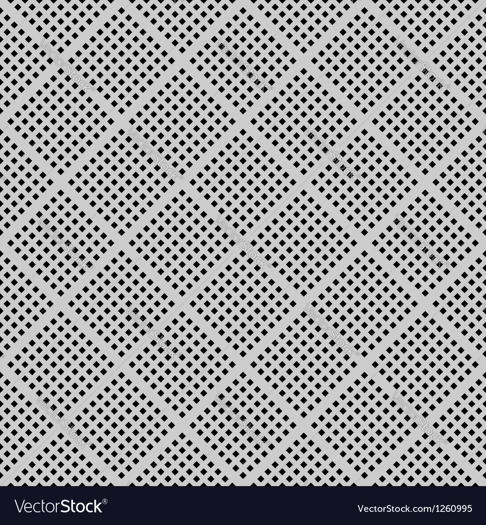 Seamless checked perforated texture vector | Price: 1 Credit (USD $1)