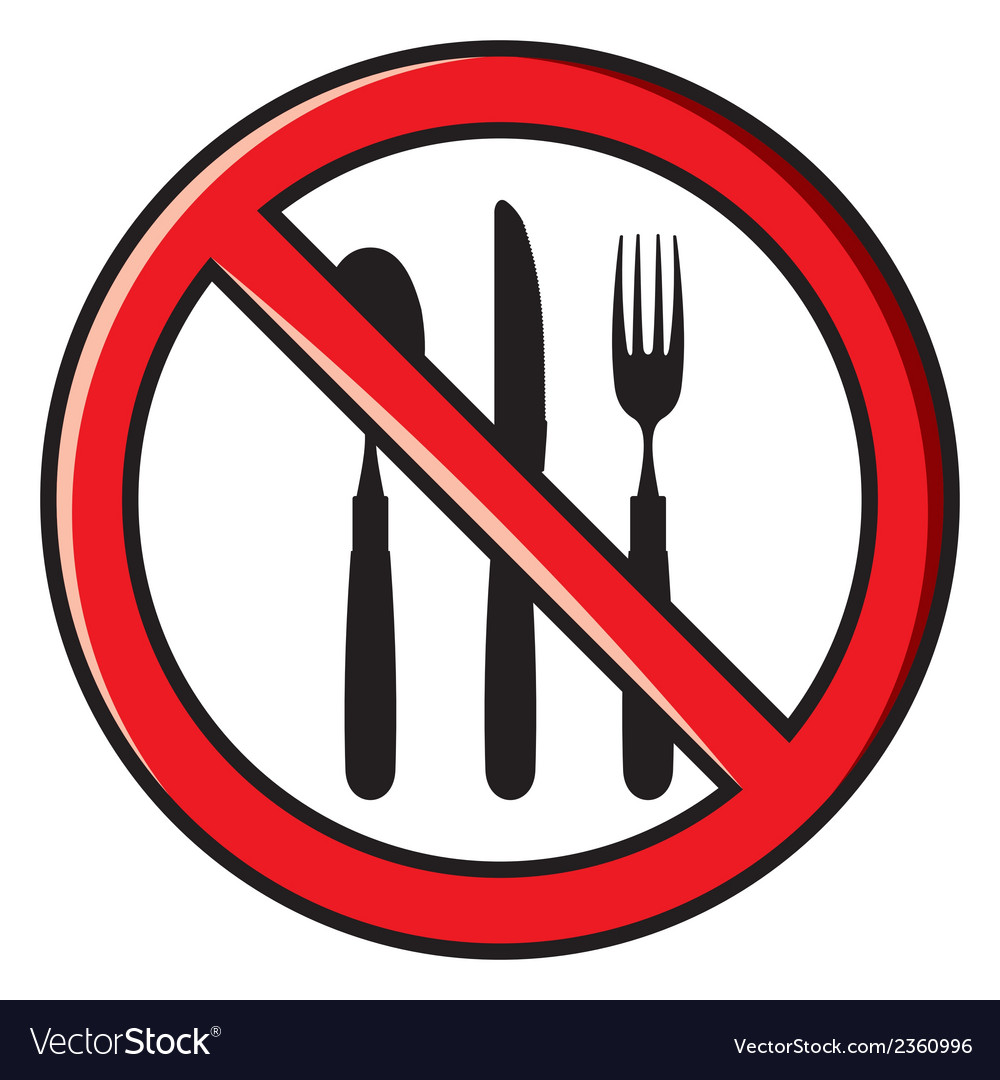No food1 vector | Price: 1 Credit (USD $1)