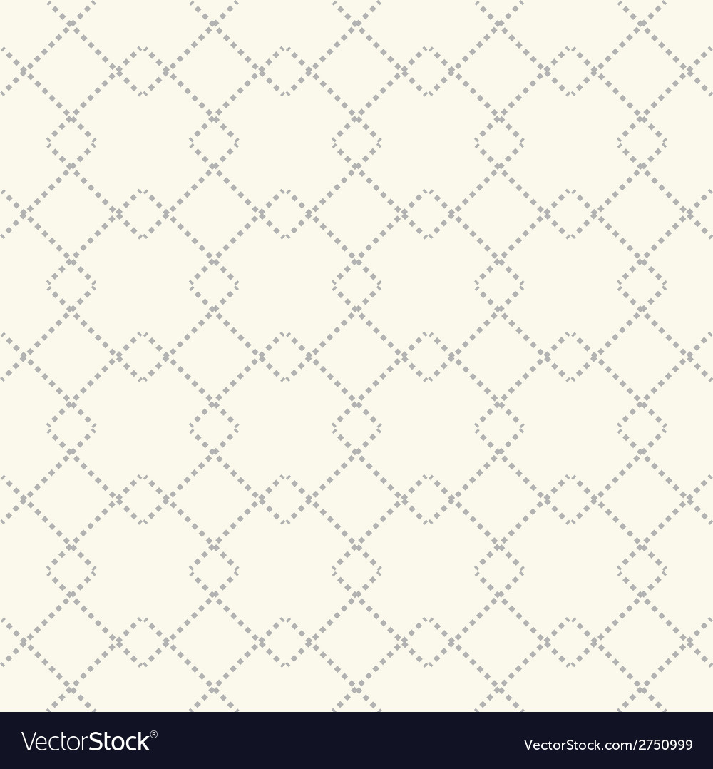 Seamless geometric pattern background vector | Price: 1 Credit (USD $1)