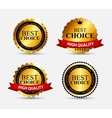 Best choice label set vector