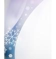 Christmas blur wave vector