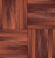 Vintage hardwood floor pattern vector