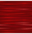 Style seamless knitted melange pattern red color vector