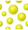 Tennis ball background vector