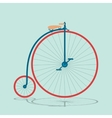 Vintage bicycle background 2 vector