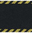 Industrial hazard lines background vector