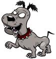 Zombies dog vector