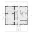 Building plans vector