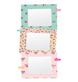 Photoframes vector
