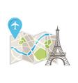 Gps icon design vector