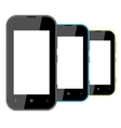 Smart mobile phone vector