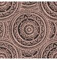 Beautiful indian paisley ornament vector