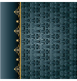 Traditional ottoman seamless pattern01 vector