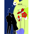 Al 0706 kiss background vector