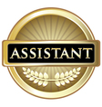 Assistant gold label vector