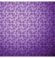 Antique pattern background purple seamless vector
