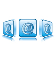 Smart phone e-mail vector
