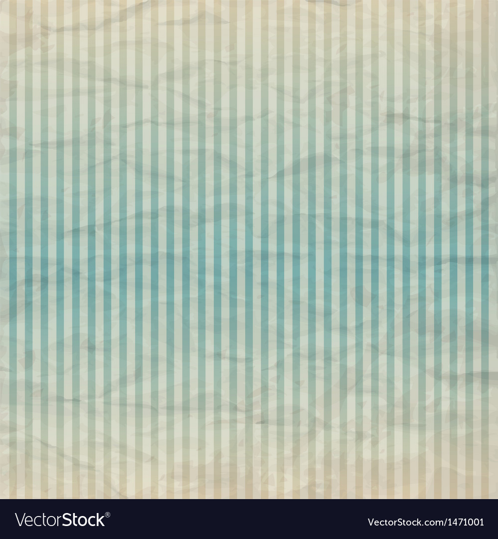 Vintage striped background vector | Price: 1 Credit (USD $1)